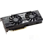 EVGA® NVIDIA GeForce® GTX™ 1060 FTW+ DT GDDR5 PCI-E 3.0 16x Gaming Graphic Card, 6GB, Black (06G-P4-6366-KR)