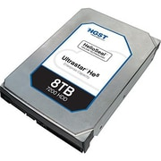 "HGST Ultrastar He8 SAS 12 Gbps 3.5"" Internal Hard Drive, 8TB, 20/Pack (0F23301-20PK)"