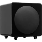 "Kanto SUB8 8"" Active Powered Subwoofer, Gloss Black"