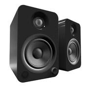 Kanto YU4 2-Way Powered Bookshelf Bluetooth Speakers