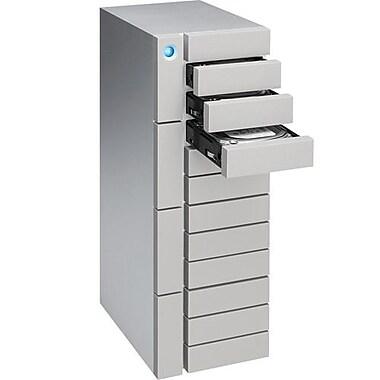 LaCie 12big Thunderbolt 3/USB 3.1 12-Bay Desktop RAID Storage, 48TB (STFJ48000400)