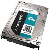 "Seagate® Archive SATA 6 Gbps 3.5"" Internal Hard Drive, 5TB (ST5000AS0011)"