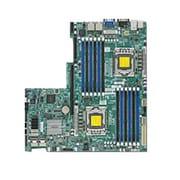 Supermicro® Socket B2 LGA-1356 Proprietary UIO Server Motherboard, 384GB DDR3 (X9DBU-3F)