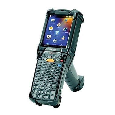 Zebra® MC9200 Series OMAP 4 Dual-Core 1 GHz 1GB RAM Mobile Computer, Black (MC92N0-GP0SYEQA6WR)