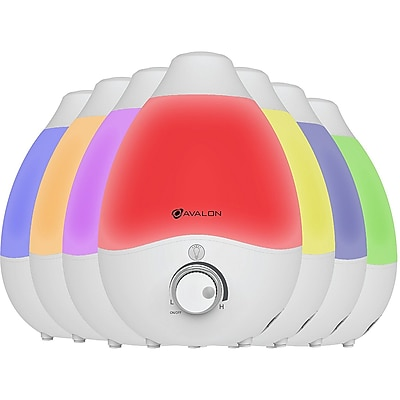 Avalon Premium Cool Mist Humidifier With Aromatherapy