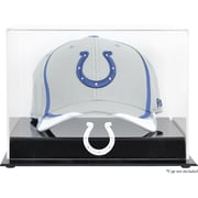 Mounted Memories NFL Acrylic Cap Logo Display Case; Indianapolis Colts