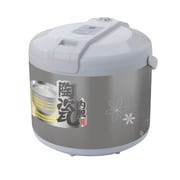 Hannex Ceramic Rice Cooker; 4 Cups