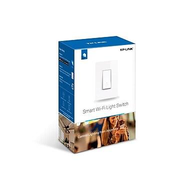 TP-Link – Interrupteur d'éclairage intelligent Wi-Fi, blanc (TL-HS200)