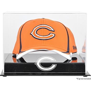 Mounted Memories NFL Acrylic Cap Logo Display Case; Chicago Bears
