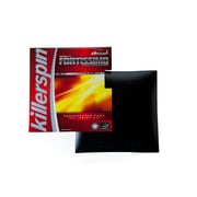 Killerspin Fortissimo High Tension Table Tennis Rubber in Black