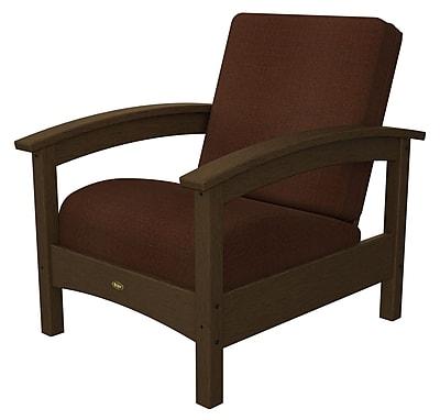 Trex Rockport Club Chair; Tree House / Chili