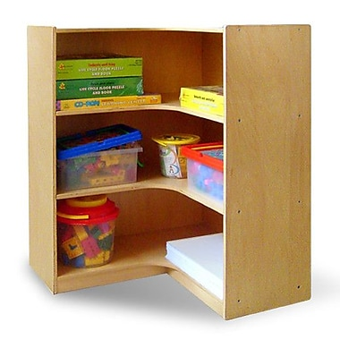 A+ Child Supply Shelving Unit