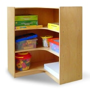 A+ Child Supply Shelving Unit