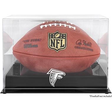 Mounted Memories NFL Football Logo Display Case; Atlanta Falcons