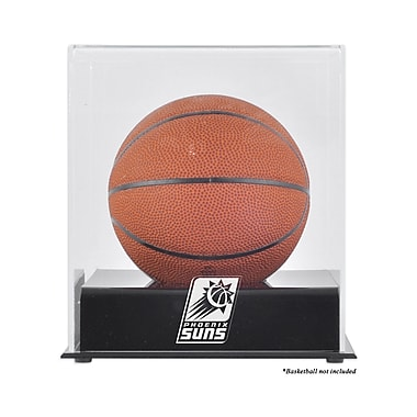 Mounted Memories NBA Mini Basketball Display Case; Phoenix Suns