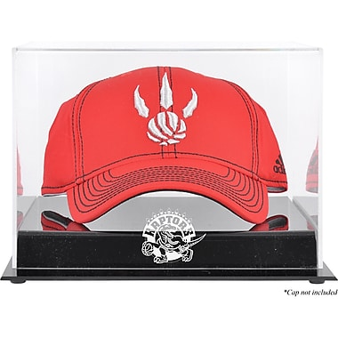 Mounted Memories NBA Logo Cap Display Case; Toronto Raptors