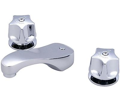 Central Brass Widespread Bathroom Faucet