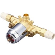 olympia faucets single handle pressure balance tub and shower valve