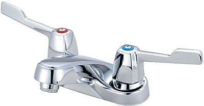 Olympia Faucets Centerset Standard Bathroom Faucet