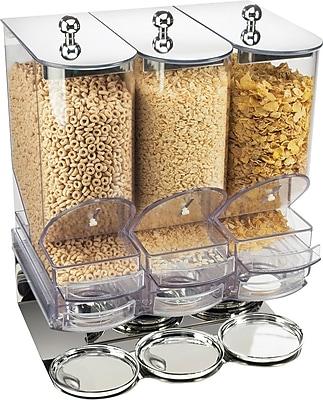 Cal-Mil 332 Oz. Single Canister Elite Cereal Dispenser