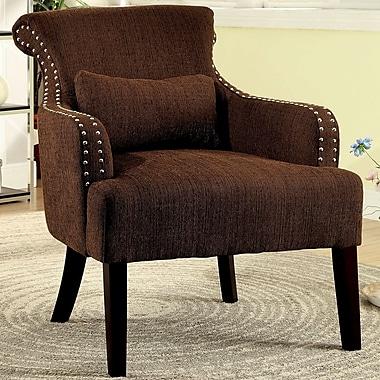Hokku Designs Marlow Armchair; Brown