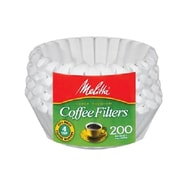 Brew Global 4-6 Cup Basket Style Paper Filter (Set of 200)
