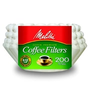 Brew Global 8-12 Cup Basket Style Paper Filter (Set of 200)