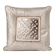 Bijou Coverings Laser-Cut Throw Pillow