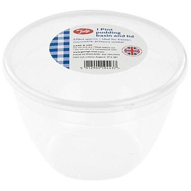 Tala 2 Piece Plastic Mixing Bowl w/ Lid; 3.74'' H x 5.12'' W x 5.12'' D