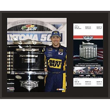 Mounted Memories NASCAR 2012 Daytona 500 Champion Sublimated Framed Memorabilia