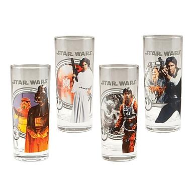 Vandor Star Wars 10 Oz. Glass (Set of 4)