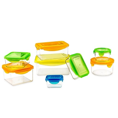 Eastman Tritan Copolyester 16 Container Food Storage Set