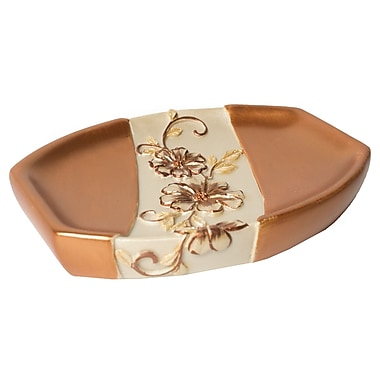 Sweet Home Collection Veronica Soap Dish