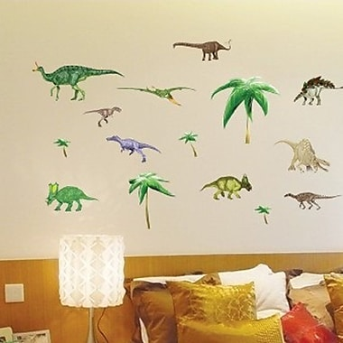Walplus Dinosaur Wall Decal