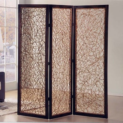 Screen Gems 72'' X 72'' Kawaii 3 Panel Room Divider