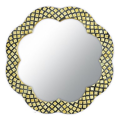 DecorShore Amapola Andalusian Decorative Wall Mirror