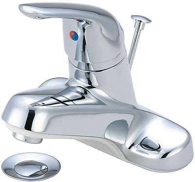 Olympia Faucets Centerset Bathroom Faucet
