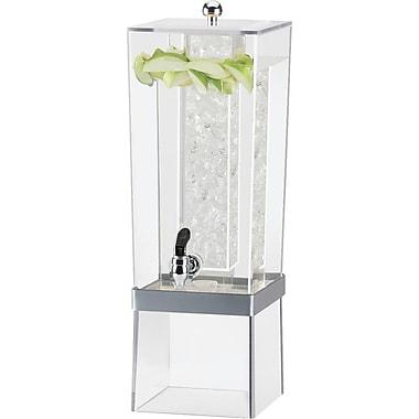 Cal-Mil Econo 3 Gal Beverage Dispenser; Silver