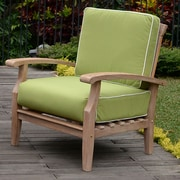 Cambridge Casual Monterey Lounge Chair w/ Cushions (Set of 2)