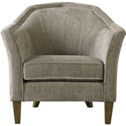 Gracie Oaks Lakewood Fabric Barrel Chair
