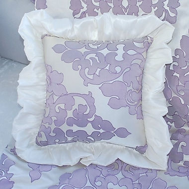 Blueberrie Kids Orchid Petal Throw Pillow
