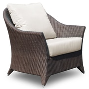 Bayou Breeze Hague Arm Chair w/ Cushion