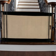 TheStairBarrier Banister to Banister Safety Gate; 36  x 43''- 52  x .25