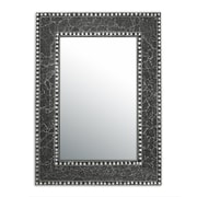 DecorShore Decorative Crackled Glass Mosaic Wall Mirror
