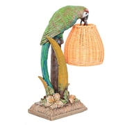 River of Goods Welcoming Parrot 13.8'' Table Lamp