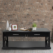 Casual Home Bay View Coffee Table; Black