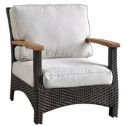 Casual Elements Madrid Deep Seating Chair w/ Cushion