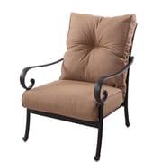 K B Patio Santa Anita Club Chair w/ Cushions