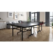 Killerspin MyT4 Indoor Table Tennis Table; Black
