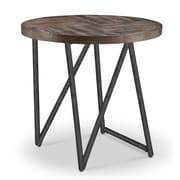 Gracie Oaks Sushant Oval End Table